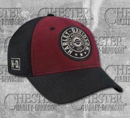 Harley-Davidson® Men's Harley® Shield Baseball Cap, Global Products, Inc. BCC27881