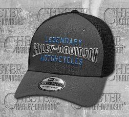 Men S H D 174 Baseball Caps Chester Harley Davidson 174