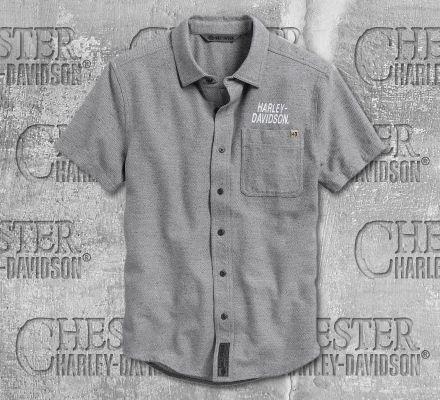 Harley-Davidson® Men's No.1 Graphic Short Sleeve Shirt 99006-20VM