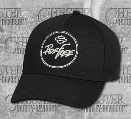 Harley-Davidson® Men's Ride Free Adjustable Cap 99402-20VM