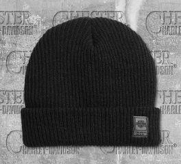Men's Cuffed Rib-Knit Hat