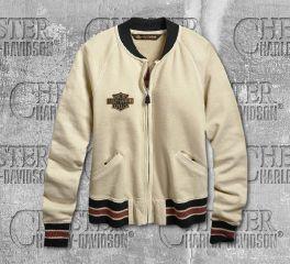 Harley-Davidson® Women's Embroidered Activewear Jacket 96745-19VW