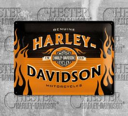 Harley-Davidson® 1903 Logo Tin Sign, Nostalgic Art 23231