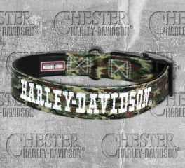 Harley-Davidson® Sublimated Camo Collar H2921-H-HCO24