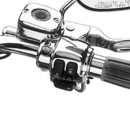 Harley-Davidson® Clutch Bracket & Master Cylinder Reservoir Kit 45284-99E