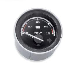 Harley-Davidson® Custom Face Voltmeter 70900775