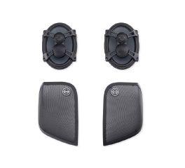 Harley-Davidson® Boom! Audio Stage II Saddlebag Speaker Kit 76000319B