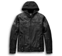 Harley-Davidson® Swingarm 3-in-1 Leather Jacket 98045-19VM