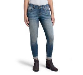 Harley-Davidson® Skinny Mid-Rise Jeans 99245-19VW