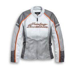 Harley-Davidson® Solarus Mesh Riding Jacket 97157-19VW