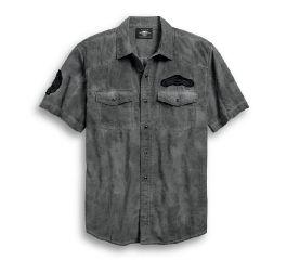 Harley-Davidson® Lets Ride Woven Shirt 96767-19VM