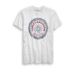 Harley-Davidson® Living Fast Slim Fit T Shirt 96781-19VM