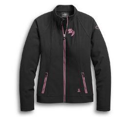 Harley-Davidson® Pink Label Soft Shell Jacket 98405-20VW