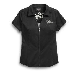 Harley-Davidson® Freedom Zip-Front Shirt 99037-20VW