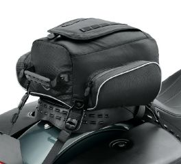 Harley-Davidson® Onyx Premium Luggage Tail Bag 93300106