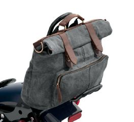 Harley-Davidson® Waxed Canvas Messenger Bag 93300116