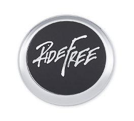 Harley-Davidson® Ride Free Fuel Cap Medallion 14101220