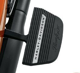 Harley-Davidson® Ride Free Passenger Footboard Inserts 50501397