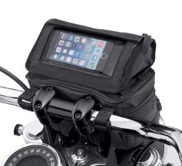 Harley-Davidson® Overwatch Large Handlebar Bag 93300122
