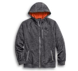 Harley-Davidson® Performance Bonded Fleece Hoodie 96057-20VM