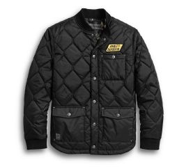 Harley-Davidson® Quilted Camo Lined Jacket 97402-20VM