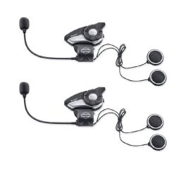 Harley-Davidson® Boom! Audio 20S Bluetooth Helmet Dual Headset Pack 76000740A