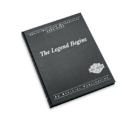 Harley-Davidson® 1903-1969 The Legend Begins Book 99403-93