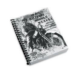 Harley-Davidson® 1940's Military Models Manual- WLA/XA 99419-93