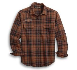 Motorsports Plaid Shirt