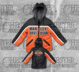 Harley-Davidson® Toddler Boy's Reversible Jacket, OkisOnent GmbH 6076094