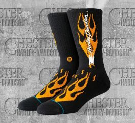 Harley-Davidson® Heritage Eagle Socks, Stance U556C19HER