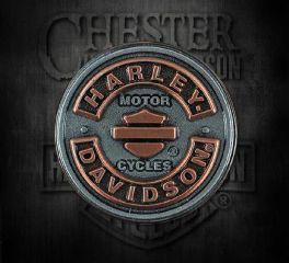 Harley-Davidson® Blank B&S® Rockers Pin, Global Products, Inc. P297061