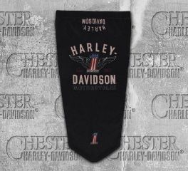 Harley-Davidson® RWB Winged No1 Logo Speed Sock, Global Products, Inc. SP33830