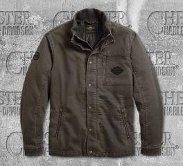 Harley-Davidson® Men's Winged Logo Jacket 97414-20VM