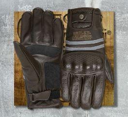 Harley-Davidson® Men's Freemont Full-Finger Gloves 98274-19EM