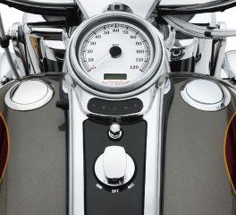 Harley-Davidson® Flush-Mount Fuel Cap & Gauge Kit 62823-08D