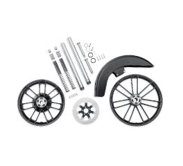 Harley-Davidson® Knockout Custom Wheel Kit 43300496A