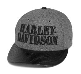 Harley-Davidson® Wool-Blend Adjustable Cap 97609-20VM