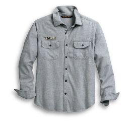 Harley-Davidson® Double Layer Felt Logo Shirt 96109-20VM