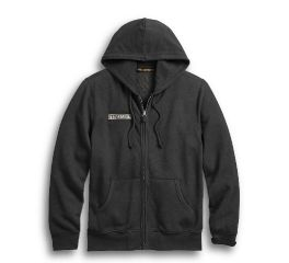 Harley-Davidson® Distressed Print Engine Hoodie 96155-20VM