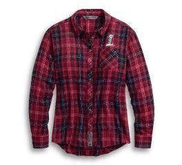 Harley-Davidson® Ain't No Darling Plaid Shirt 96164-20VW