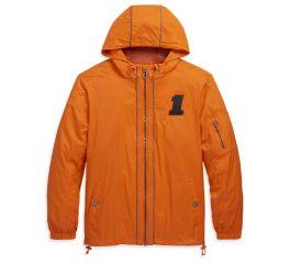 Harley-Davidson® No1 Hooded Nylon Slim Fit Jacket 98603-20VH