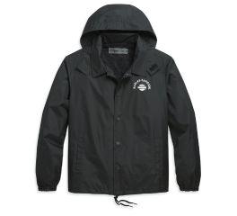 Harley-Davidson® Hooded Nylon Slim Fit Jacket 98604-20VH