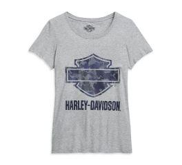Harley-Davidson® Camouflage Logo Slim Fit Tee 98615-20VW