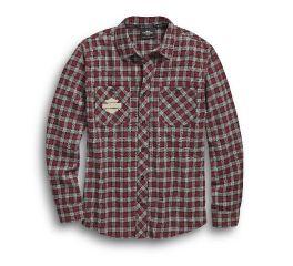 Harley-Davidson® Since 1903 Plaid Shirt 96449-20VM
