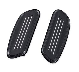 Harley-Davidson® Streamliner Passenger Footboard Insert Kit 50501796