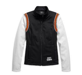 Harley-Davidson® Embellished Logo Fleece Jacket 98409-20VW