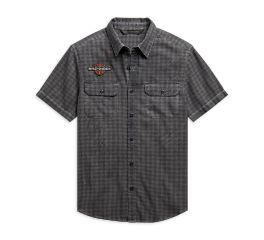 Harley-Davidson® Vintage Logo Plaid Shirt 99102-20VM
