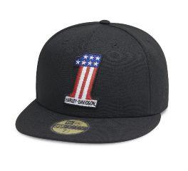 Harley-Davidson® No1 Logo 59FIFTY Cap 99418-20VM