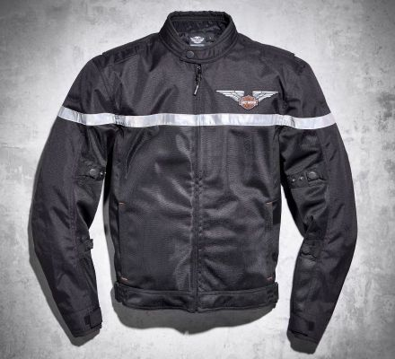 Harley-Davidson® Men's Top Wing Functional Jacket 98200-13VM